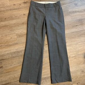 |BR| Martin Fit Pinstripe Trousers